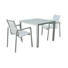 Nolo 3 Piece Bistro Set