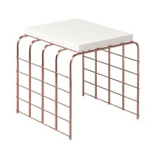 Perpetual Mesh Link Side Table