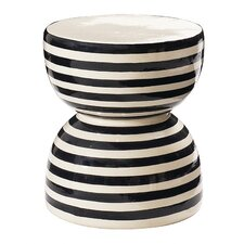 Perpetual Time Stool/Accent Table