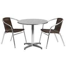 Spacial Price 3 Piece Bistro Set