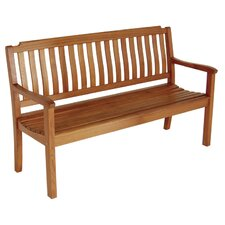 No Copoun Wood Garden Bench
