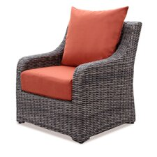 Valentin Deep Seating Chair with Cushion