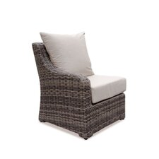Valentin Right Arm Deep Seating Chair with Cushion