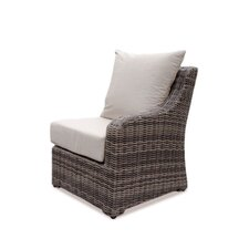 Valentin Left Arm Deep Seating Chair with Cushion
