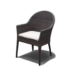 Bargain Vernonburg Dining Arm Chair with Cushion