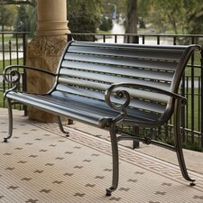 #2 Ashley Iron Park Bench