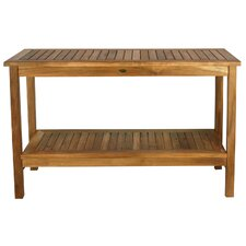 Santa Barbara Teak Console Table