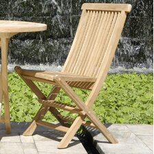 No Copoun California Folding Side Chair (Set of 2)