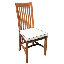 West Palm/Balero Outdoor Side Chair with Cushion