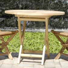 Elzas Teak Folding Dining Table
