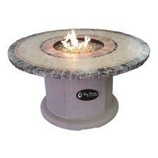 Designer Series Mosaic Fire Pit Table