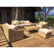Sonoma Elegantly Crafted 5 Piece Deep Seating Group with Cushions