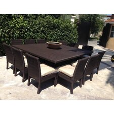 Excel High Quality 12 Piece Dining Set