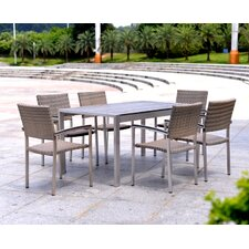 KQ Maui 7 Piece Dining Set