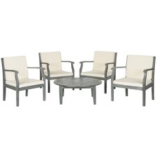 Today Sale Only Colfax 5 Piece Seating Group with Cushions