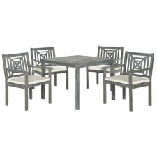 Cheap Del Mar 5 Piece Dining Set with Cushion