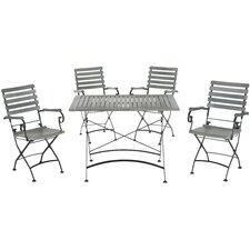Lawndale 5 Piece Dining Set