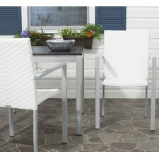 Sale Cordova Stacking Dining Arm Chair (Set of 2)