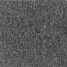 "Cutler 24"" x 24"" Carpet Tile in Carbon Char"