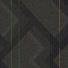 """Orono 24"""" x 24"""" Carpet Tile in Starlit"""