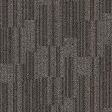 "Derry 24"" x 24"" Carpet Tile in Granite"