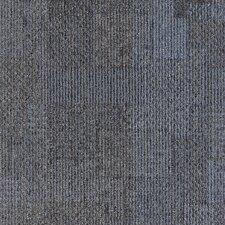"""Franconia 24"""" x 24"""" Carpet Tile in Celestial"""