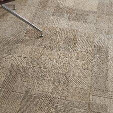 "Franconia 24"" x 24"" Carpet Tile in Worldly"