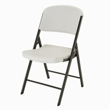 Classic Commercial Folding Chair (Set of 4)