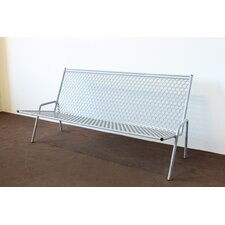 Howard Series Steel Garden Bench