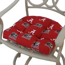 #2 NCAA Alabama Outdoor Dining Chair Cushion