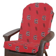 NCAA South Carolina Outdoor Adirondack Chair Cushion