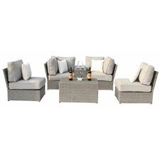 Bargain Chelsea 6 Piece Deep Seating Group with Cushion