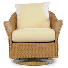 Weekend Retreat Swivel Glider Chair