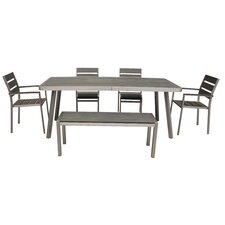 Lawrence 6 Piece Dining Set