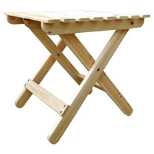 Cheap Adirondack Folding Table