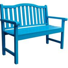#1 Winston Cedar Wood Garden Bench