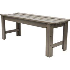 Malina Cedar Wood Garden Bench