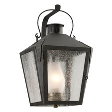 Nantucket 1-Light Outdoor Wall Lantern