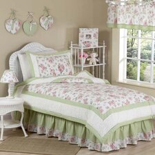 """Riley""""s Roses Kid Twin Bedding Comforter Collection"""