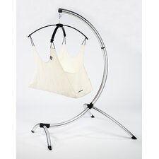 Read Reviews Hushamok Dream Cotton Chair Hammock with Stand