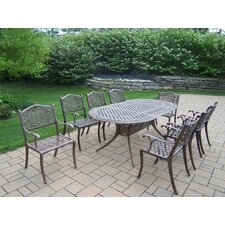 #2 Mississippi 9 Piece Dining Set