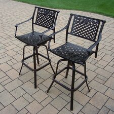 Rose Bar Stool (Set of 2)