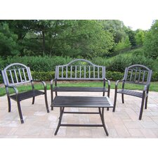 Rochester 4 Piece Lounge Seating Group Set