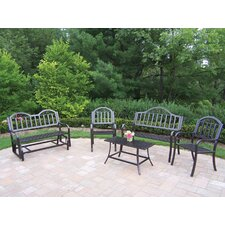 Rochester 5 Piece Lounge Seating Group Set
