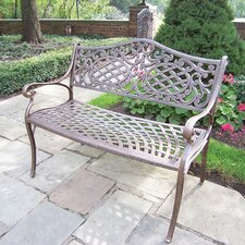 Mississippi Settee Bench