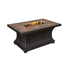 Vienna Dining Table with Firepit