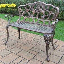 Hummingbird Aluminum Garden Bench