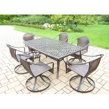 Cheap Tuscany 7 Piece Dining Set
