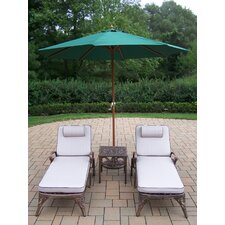 Wonderful Mississippi 5 Piece Lounge Seating Group Set