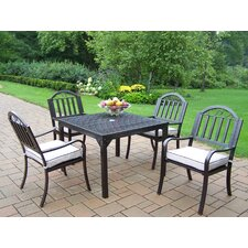 Rochester Dining Set with Cushions